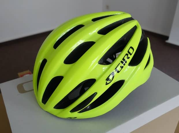 Giro Foray Helm Test