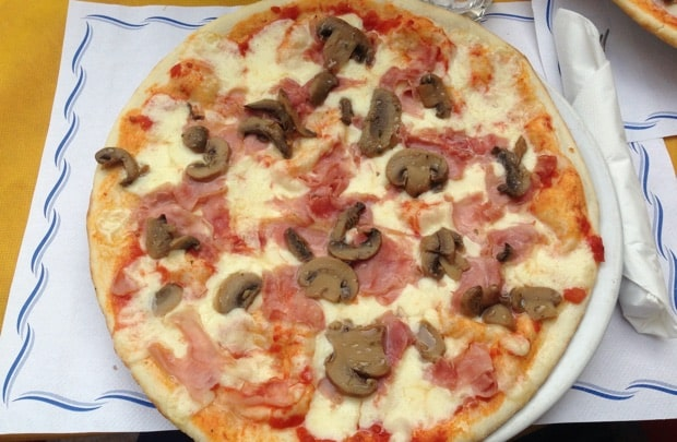 Pizza in Riva