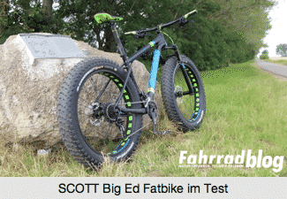 SCOTT Big Ed im Test