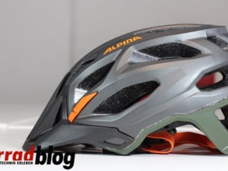 Alpina Garbanzo MTB Helm im Test