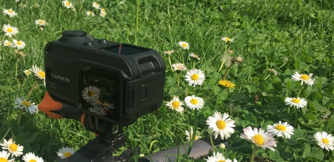 Actioncam Garmin Virb XE im Test