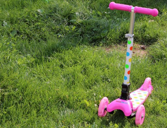 Kiddimoto Kinderroller im Test