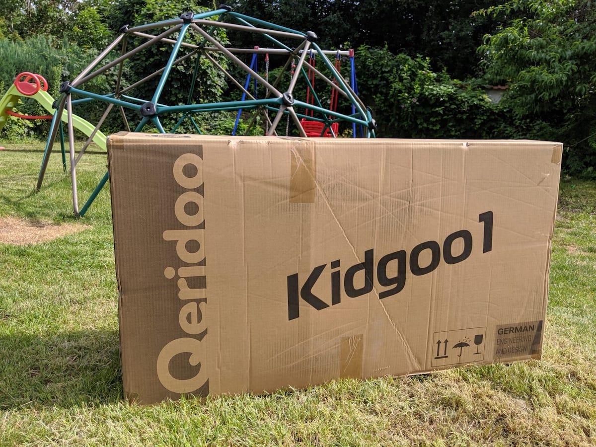 Kidgoo 1 im Karton