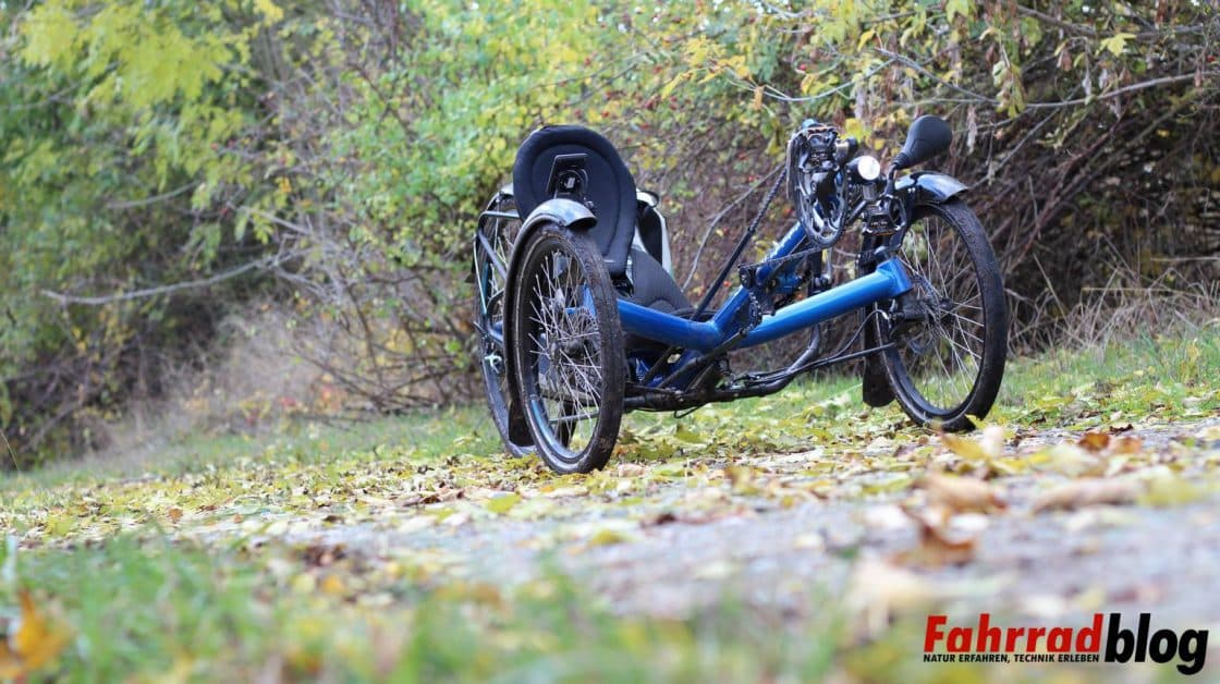HP Velotechnik Scorpion im Test