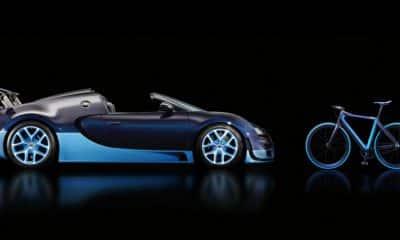 Bugatti Lightweight Fahrrad