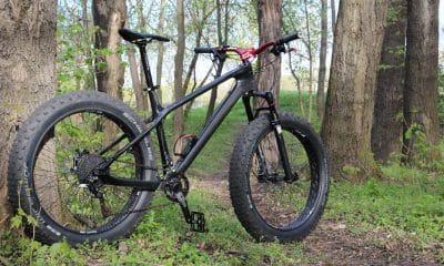 Canyon Dude CF 9.0 Fatbike Tuning